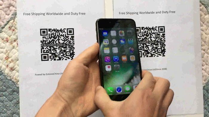 Iphone 7 Plus 5.5inch Helio X30 Deca Core 2.5ghz Retina Screen 4g Lte 32gb 128gb 256gb