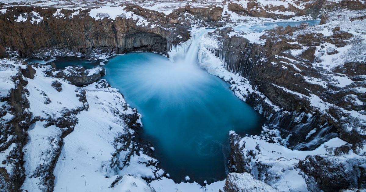 I Spent 2 Freezing Weeks Sleeping In The Car To Capture These Photos Of Iceland In Mid Winter