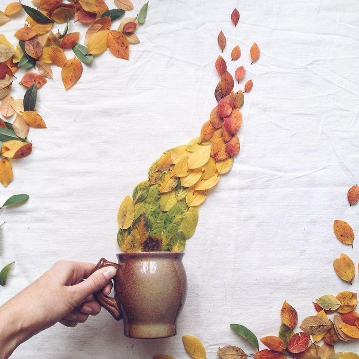 Floral Tea Story