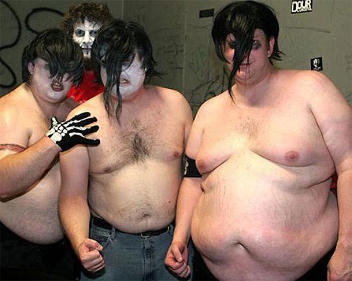 Funny Awkward Metal Bands Photos