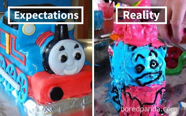 Thomas The Train Fail