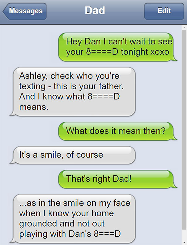 how to see my daughters text messages