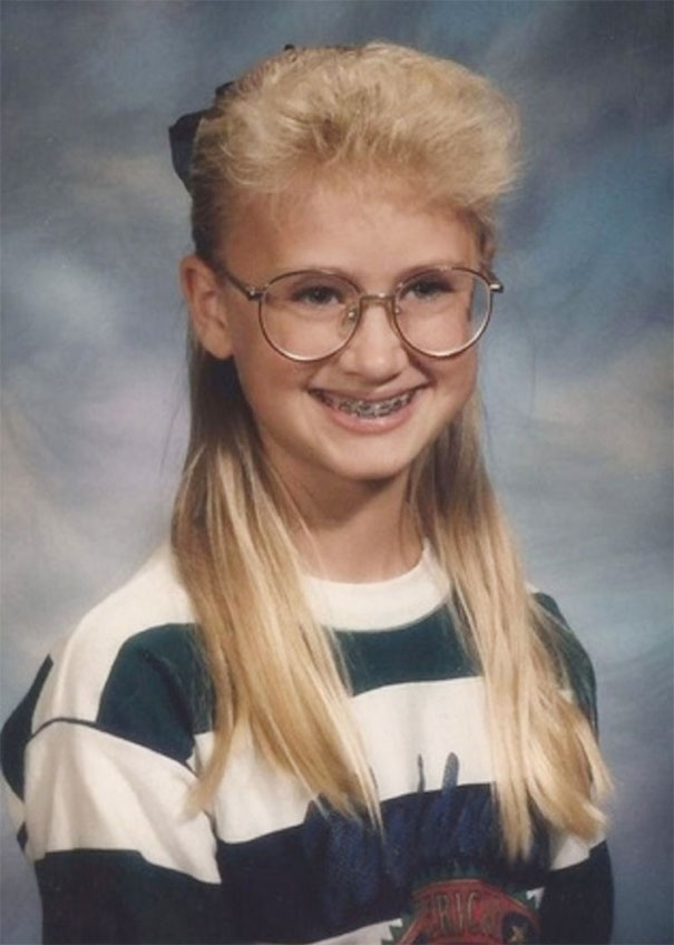 10 Hilarious Childhood Hairstyles From The '80s And '90s