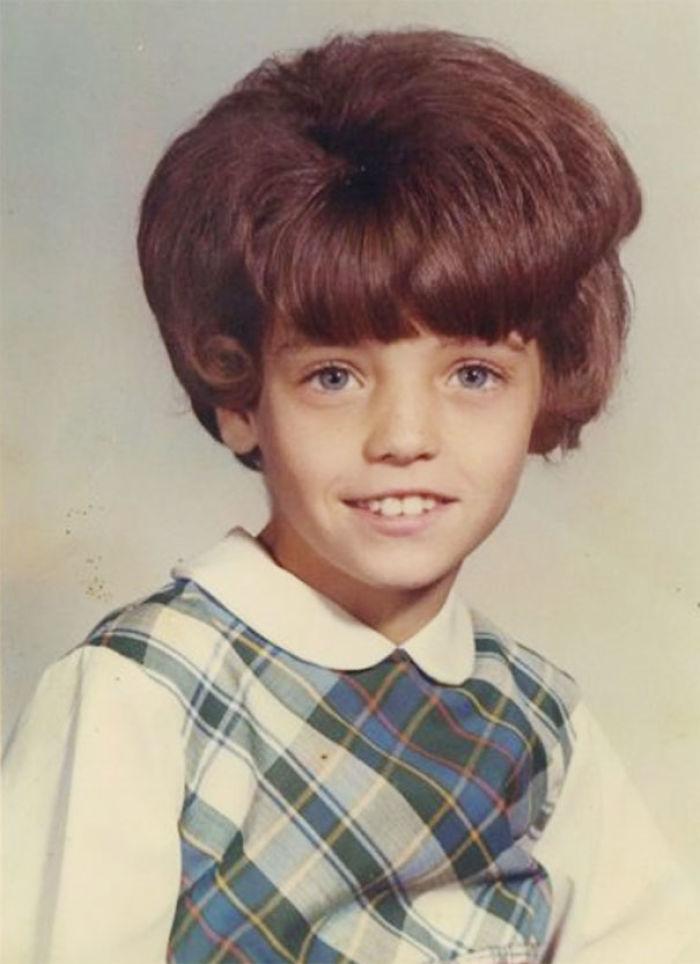 10 Divertidos Peinados Infantiles De Los 80 Y 90 Que Nunca Deberían