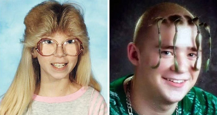 10+ Hilarious Childhood Hairstyles From The '80s And '90s That Should Never Come Back