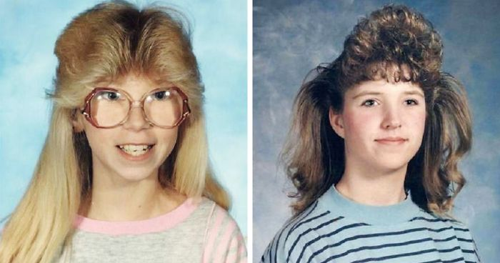 89 Hilarious Childhood Hairstyles From The 80s And 90s That Should