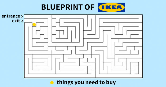 funny ikea jokes tweets memes tumblr posts 100 58d22a81e756b__700 10 jokes you will understand only if you live in ikea bored panda,Ikea Instructions Meme