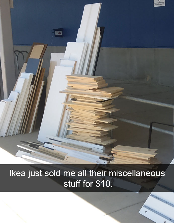 Ikea Just Sold Me All Their Miscellaneous Stuff For $10