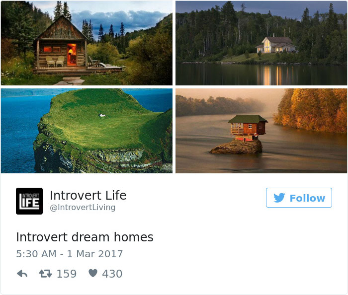 Funny-introvert-tweets