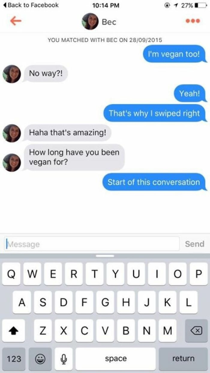 A Lesson On How Not To Trust Anyone On Tinder