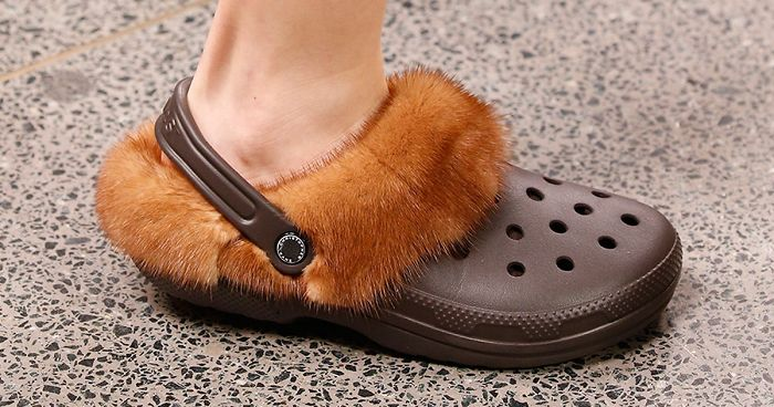 3dd03a82f Furry Crocs Are A Thing Now