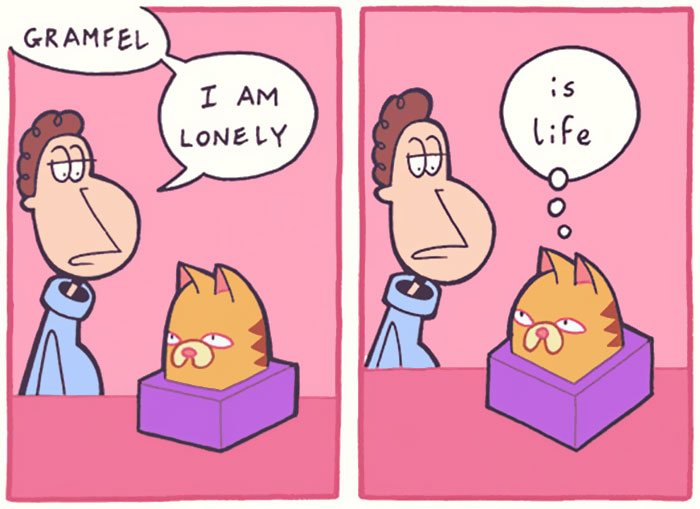 10+ Gramfel Comics That Will Make You Regret That You Were Born