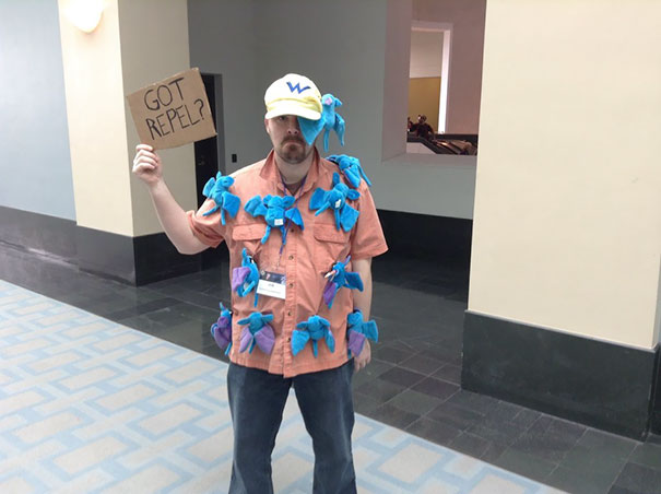 The Best Pokemon Cosplay Ever