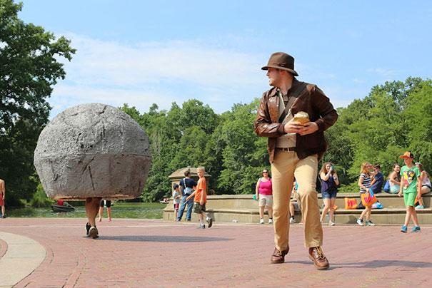 Indiana Jones Cosplay