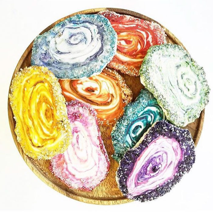 Geode-sweets