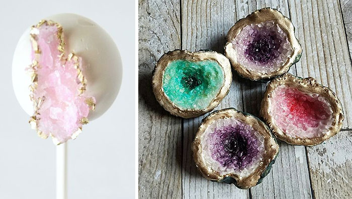 10+ Geode Sweets That Are Too Pretty To Eat