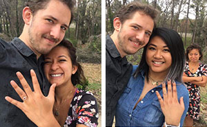 Guy Posts 'Engagement Pics', Proves That People Will Believe Anything They See On Facebook