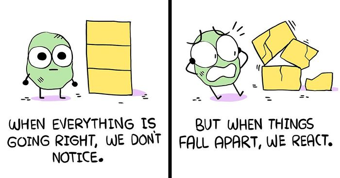 10+ Comics About Happiness That Will Make You Think