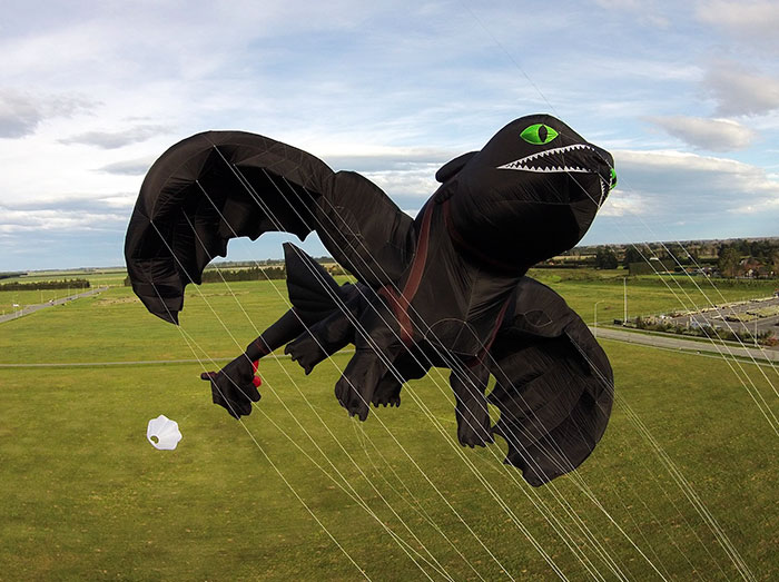 toothless how to train your dragon 3