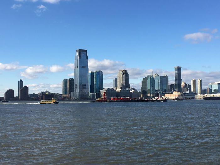 The Beauty Of Manhattan