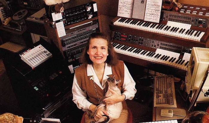 "Wendy Carlos. This Talented Transgender Composer Was One Of The Pioneers Of Early Synthesized Music. She Was Responsible For Iconic Themes From ""a Clockwork Orange"" And ""tron""."