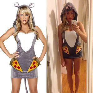 Ny Pizza Rat Halloween Costume