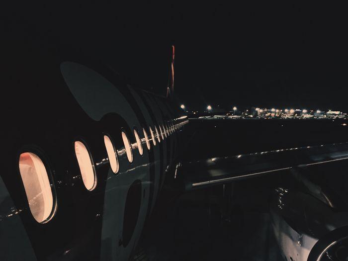 Night Shots Using iPhone 6s