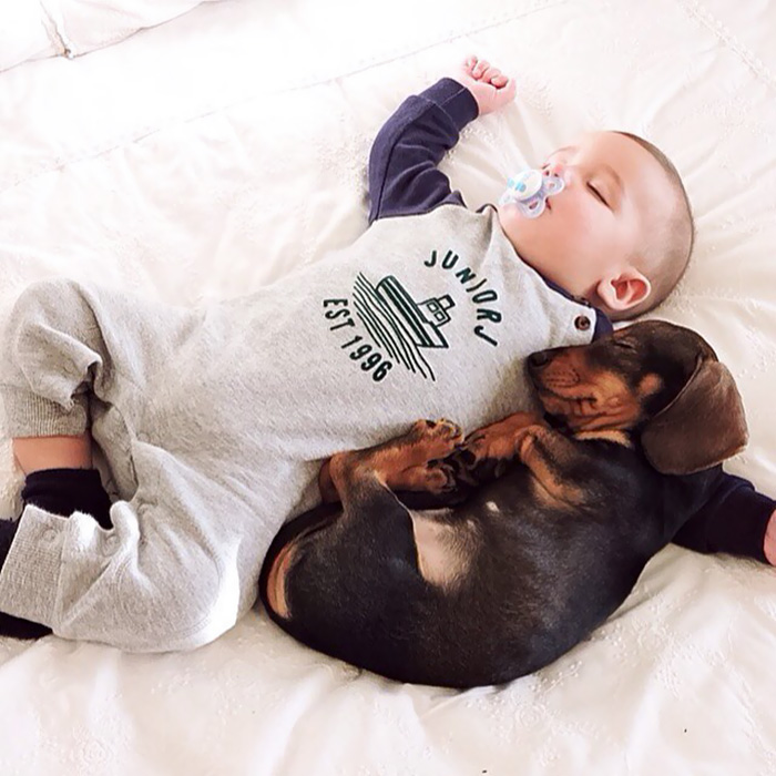 Baby Nap Time