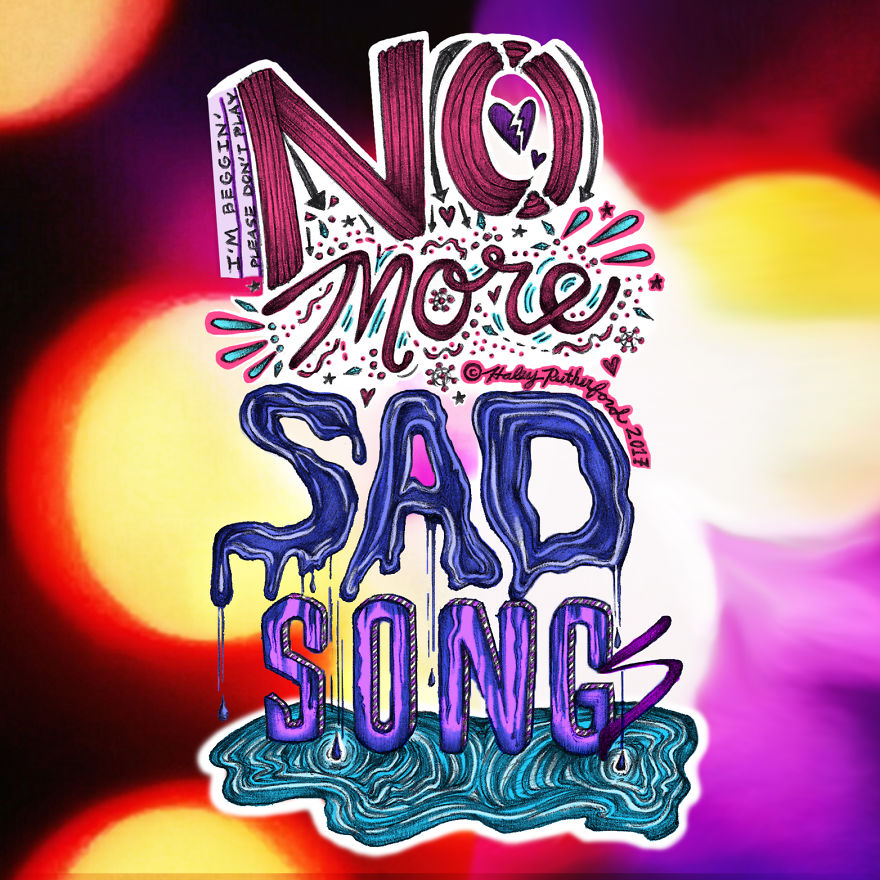 """No More Sad Songs"" By Little Mix"