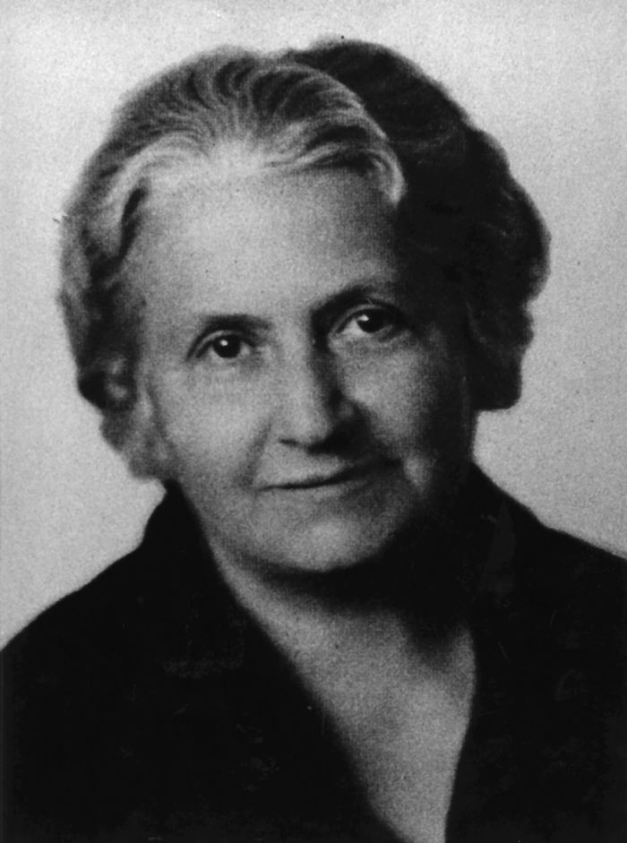 Maria Montessori An Italian Physician And Educators Known For Philosophy The Montessori Method Which Is Used By Parents And Schools Worldwide.