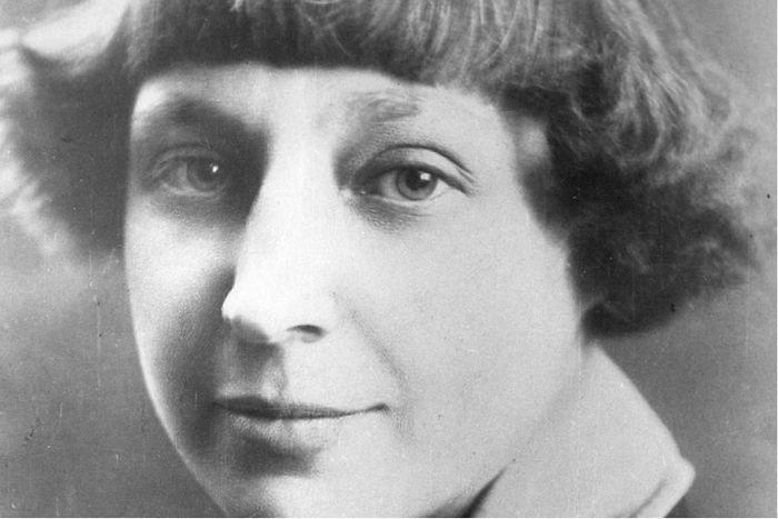 Marina Tsvetaeva – A Russian And Soviet Poet.