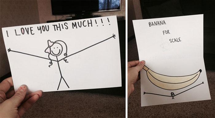 A Homemade Valentines Card For My Boyfriend