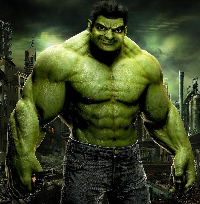 Bean Hulk