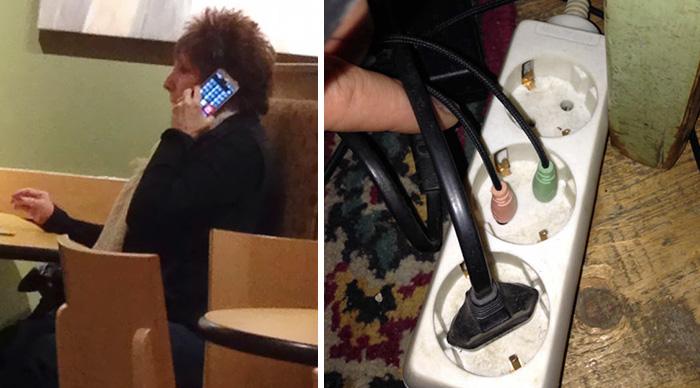 10+ Personas mayores metiendo la pata con la tecnología que te harán reír aunque no quieras