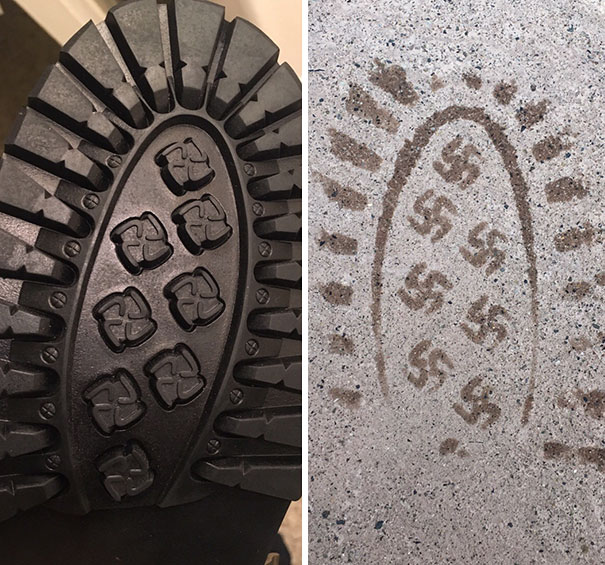 There Was An Angle I Didn't Get To See When Ordering My New Work Boots