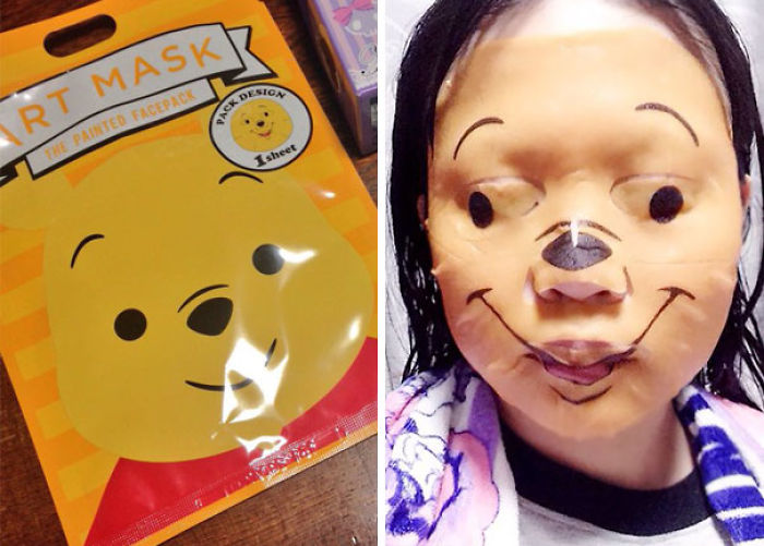 La máscara del horror