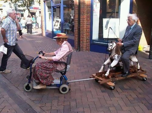 This Old Couple