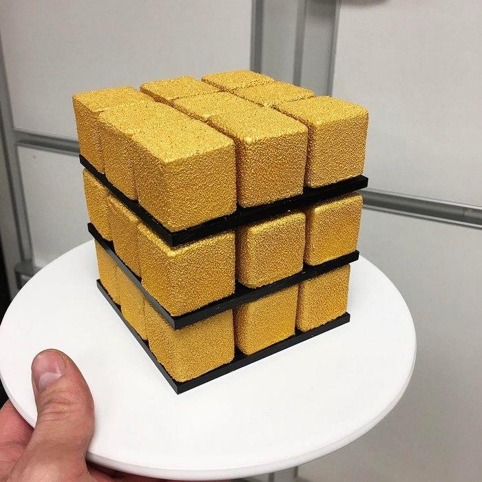 Cedric Grolet Cakes
