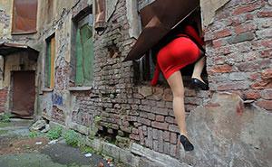 10+ Imágenes honestas de Rusia que nunca verás en las postales, por el fotógrafo urbano Alexander Petrosyan