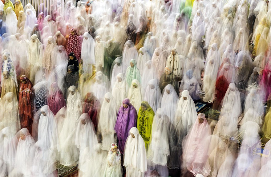 Ramadan Prayers, Travel Finalist