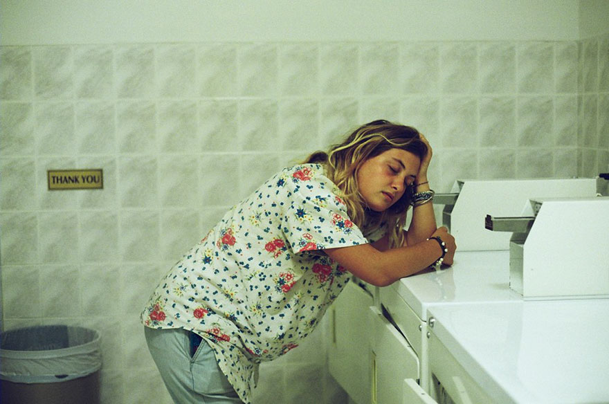 Resting In An Nyc Laundry Room, The American Experience Finalist