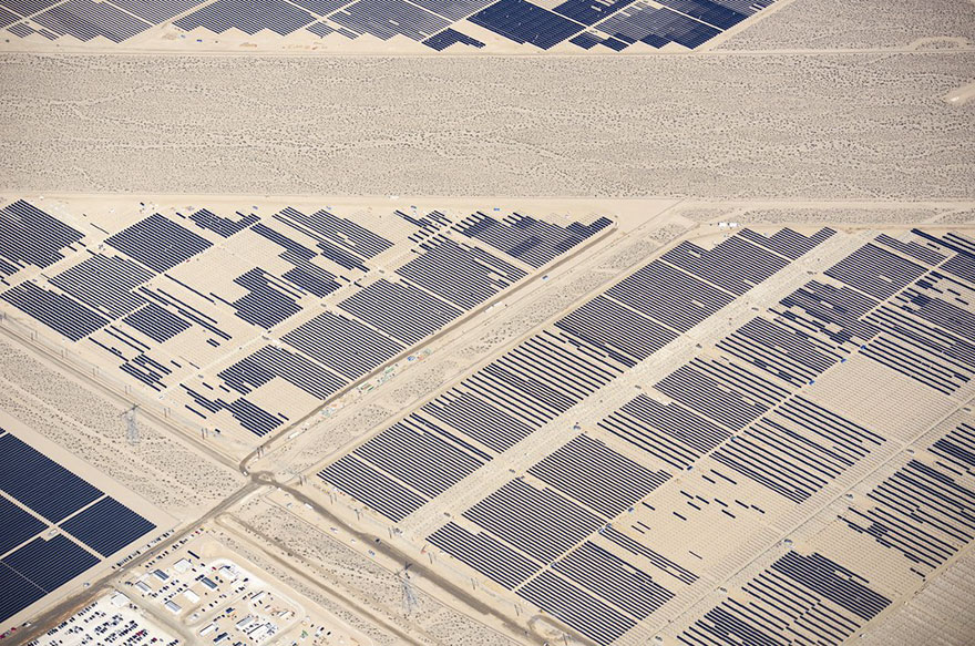Nevada Solar One, Sustainable Travel Finalist