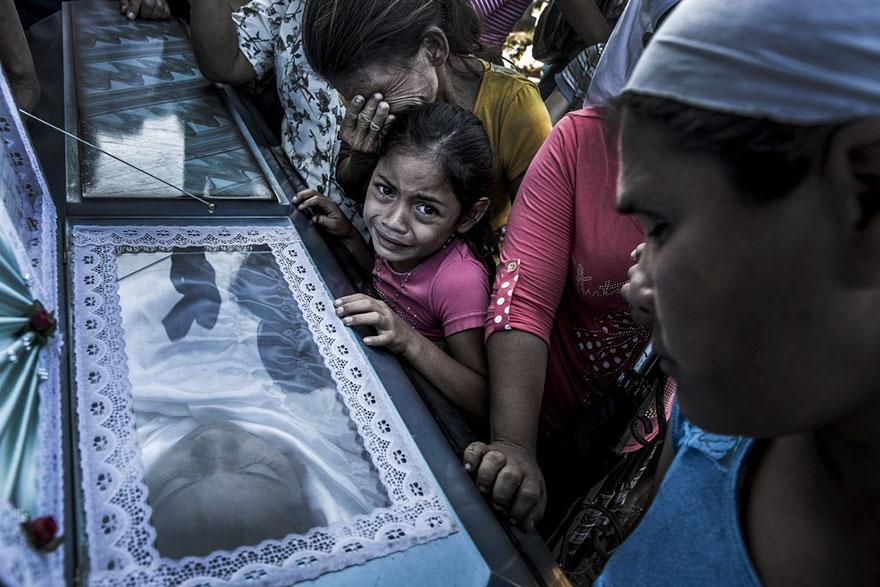 Violence In El Salvador, People Finalist