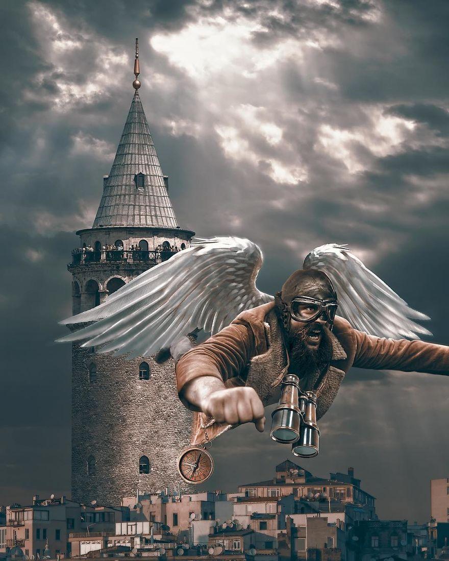 Huseyin Sahin Art