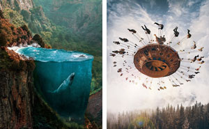 If You Could Photograph Your Dreams, It Would Look Something Like This Turkish Artist's Images