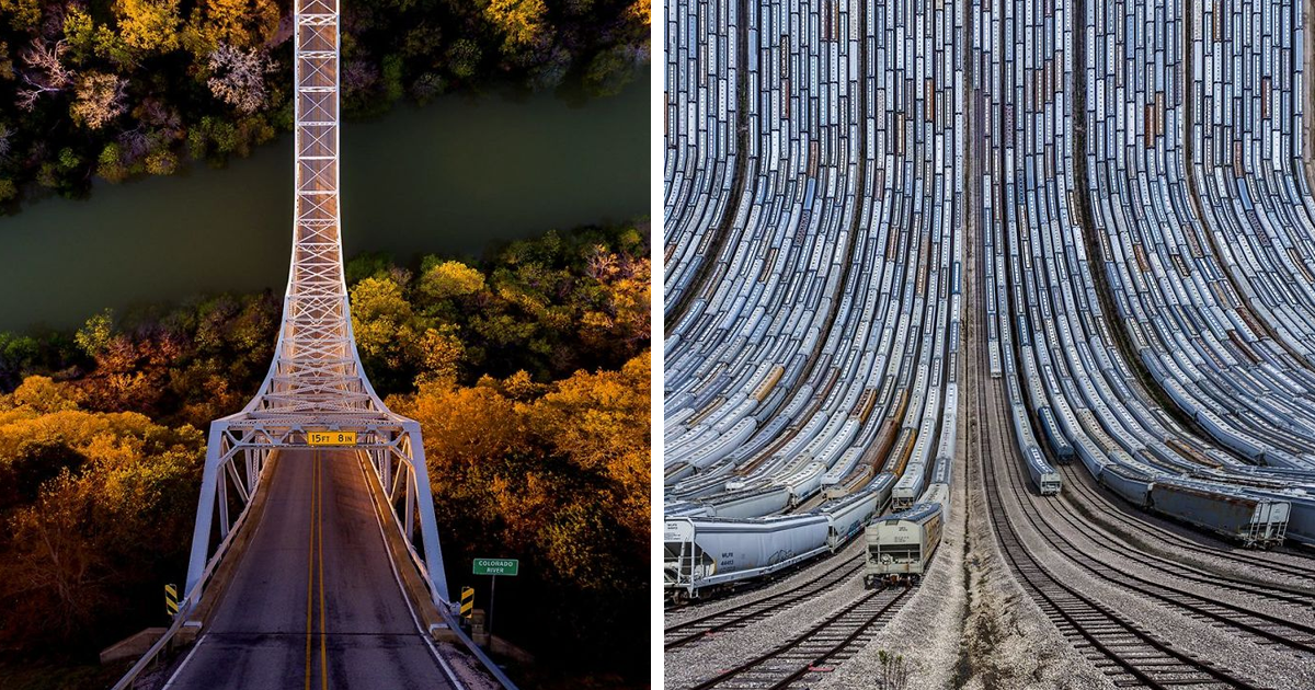 This Photographer Takes Landscape Photos That Will Mess With Your Head
