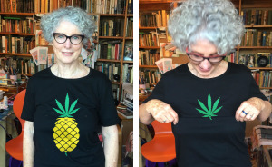 Mom's Been Thinking It's A Pineapple All This Time