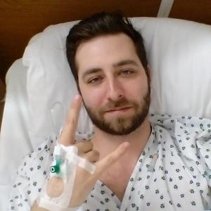 I Survived Bladder Cancer Which I've Been Diagnosed With At The Age Of 27. Here Are My Photos From Hospital