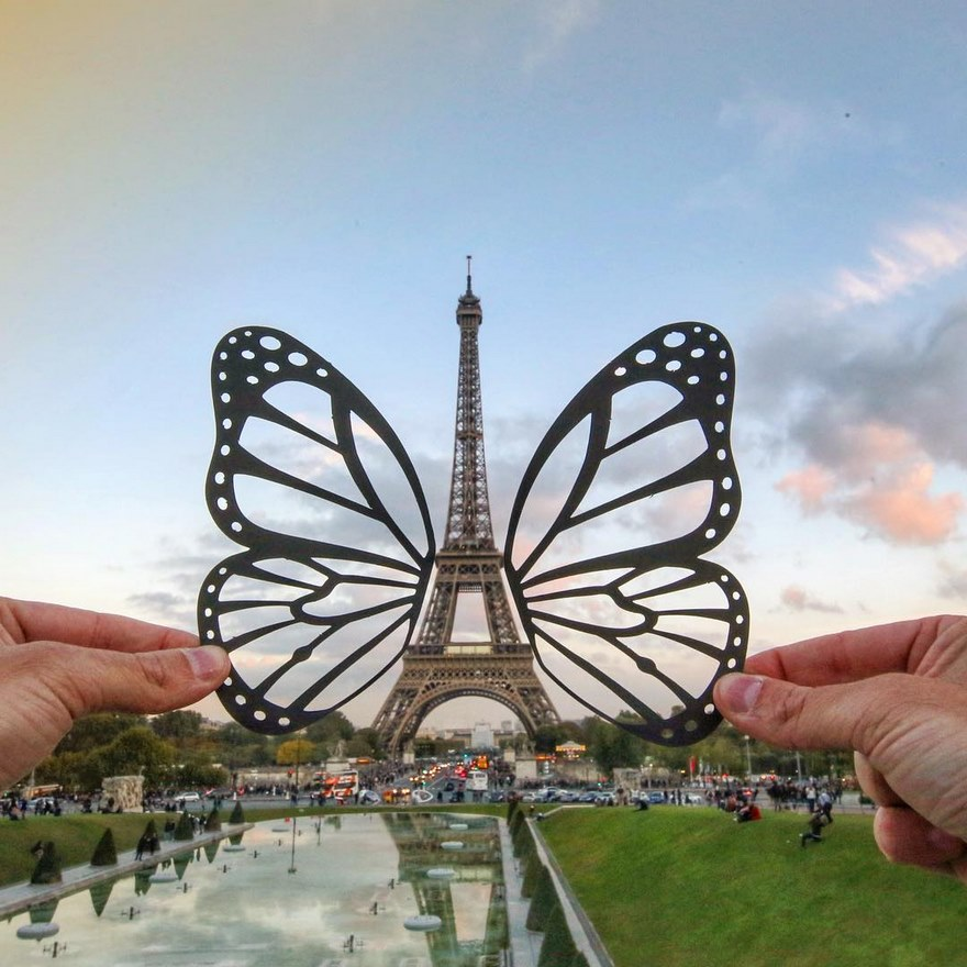 Transforming Landscapes Cut Outs