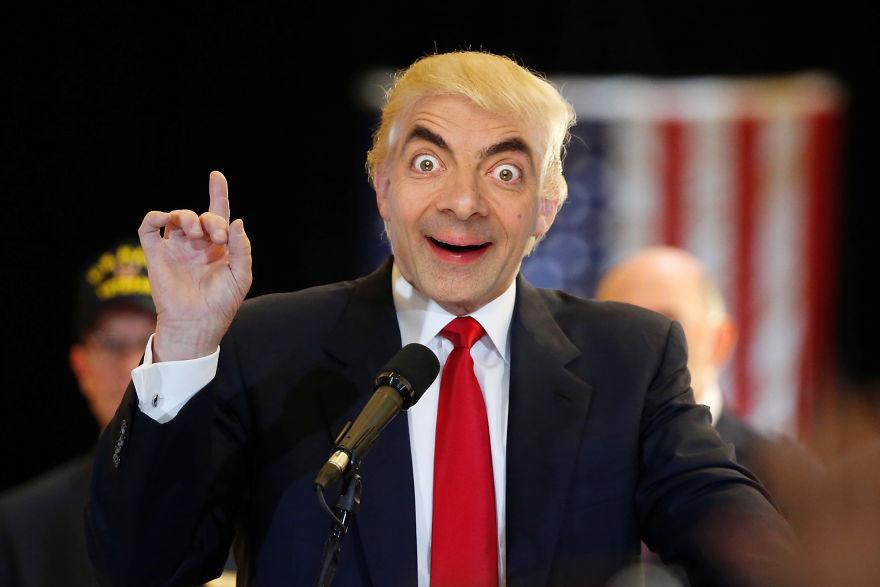 Trump Bean